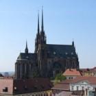 Brno in Moravië, Tsjechië