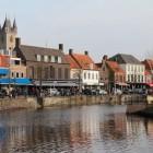 Sluis - winkelstad en historische stad in Zeeuws-Vlaanderen