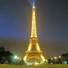 Parijs, levendige lichtstad
