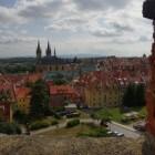 Cheb, een historische stad in Tsjechië