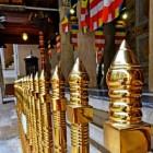 Kandy, de culturele hoofdstad van Sri Lanka