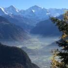 Interlaken, een stad in het prachtige Zwitserland