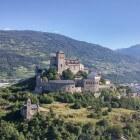 Sion: stad met veel cultuur in het Zwitserse Wallis