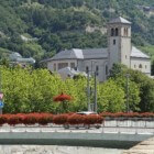 Visp: de stad vlakbij Europa's hoogstgelegen druivenranken