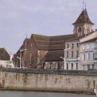 Langs de Saône: Saint-Jean-de-Losne, welbekend bij schippers