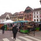 Een stedentrip naar Obernai in de Elzas