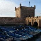 Essaouira met zijn beschermde medina en zijn mooie haven