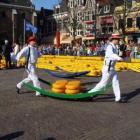 Alkmaar: kaasmarkt, historische stad en winkelstad