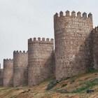 Ávila, de hoogstgelegen stad van Spanje