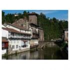 Baskenland: Saint-Jean-Pied-de-Port, bekend bij pelgrims