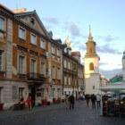 Bezienswaardigheden in Warschau - de Nieuwe Stad