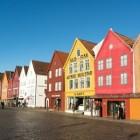 Bergen - leuke stad in Noorwegen