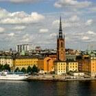 Stockholm in de buitenlucht