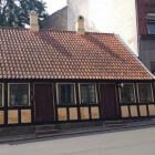 Odense op het eiland Funen in Denemarken