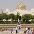 Oman met de steden Muscat en Salalah