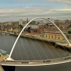 Newcastle, bruisend winkelparadijs