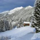 Oostenrijk in december - een witte kerst in de sneeuw