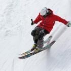 Skigebied Küthai in de Oostenrijkse Alpen