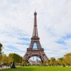 De Eiffeltoren van Parijs