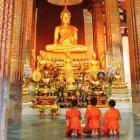 Ayutthaya en haar vele tempels