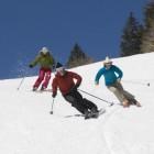 Eifel: skigebieden dicht bij huis