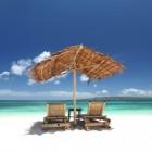 Kom tot rust op Caye Caulker, Belize