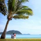 Zomeronderzoek: eilanden, luxe drankjes en lome muziek