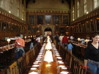 Dining Hall, Christ Church College / Bron: Japiot, Wikimedia Commons (CC BY-SA-2.5)