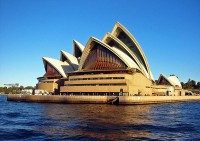 Sydney Opera House / Bron: Thomas Schoch, Wikimedia Commons (CC BY-SA-2.5)