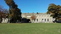 Binnenplaats van Fort Warren