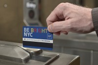 MetroCard in de subway / Bron: MTAPhotos, Flickr (CC BY-2.0)