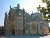 Mosteiro do Batalha / Bron: Juntas, Wikimedia Commons (CC BY-SA-3.0)