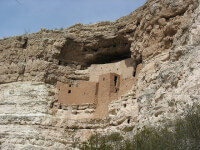 Montezuma Castle / Bron: Teofilo, Flickr (CC BY-2.0)