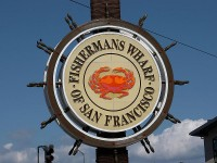Fisherman's Wharf / Bron: Publiek domein, Wikimedia Commons (PD)