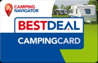 campingcard Best Deal / Bron: Best Deal