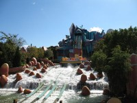 Dudley Do-Right's Ripsaw Falls / Bron: JonSnow, Wikimedia Commons (Publiek domein)