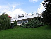Villa Tugendhat / Bron: Mr Hyde, Wikimedia Commons (Publiek domein)